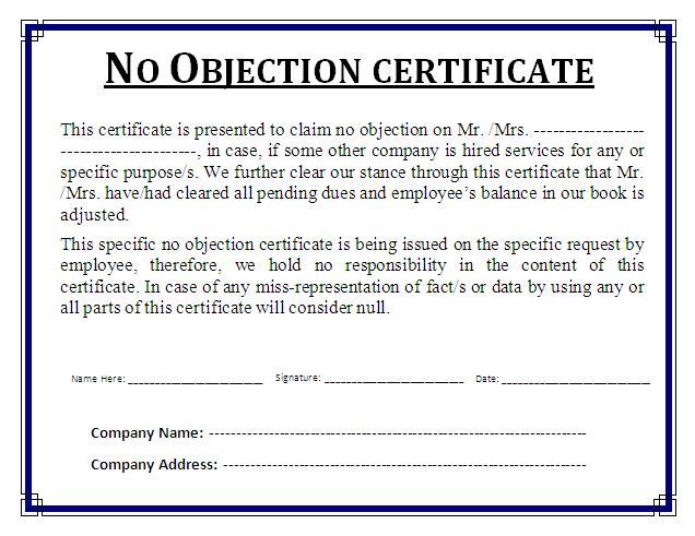 u5370 u5ea6 u5ba2 u6237 u8981 u6211 u4eec u63d0 u4f9b no objection certificate letter
